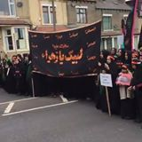 LIVE - 10th Muharram Jaloos - Hussainia Islamic Mission - Bradford, UK