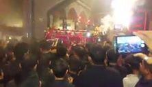 Taboot Imam Hussain (A.S) (Baramdgi) - Bawa Sada, Lahore