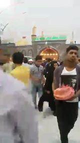 LIVE - Shrine of Imam Hussain (A.S) - Karbala, Iraq