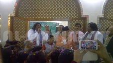 9th Rabi Awal Eid-e-Zehra Amanat Ali (Sono) & Ghulum Abbas (Mono) Live Manqabat.