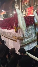 LIVE - Taboot Imam Raza (A.S) - Mochi Gate, Lahore