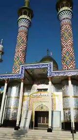 LIVE - Shabih-e-Roza Mola Abbas (A.S)