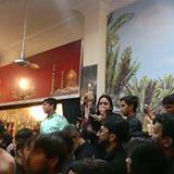 Live Nohay Khuwani Zurghum Haider from Imam Bargah Aleymohammed North karachi
