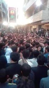 LIVE - Taboot Imam Ali (A.S) Procession