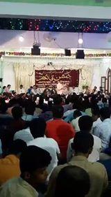 LIVE - Jashan - Imam Mehdi A.J.F Banglore, India.