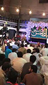 LIVE - Jashan - Imam Hassan (A.S)
