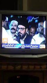 LIVE - Protest Against Parachinar Blasts - Karachi, Pakistan