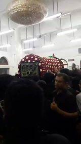 LIVE - Taboot - Shahadat Imam Ali (A.S)