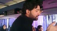 Ali Raza Rizvi S/O Marhoom Sachay Bhai reciting