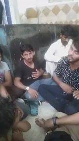 LIVE - Pursa - Bibi Pak Daman, Lahore
