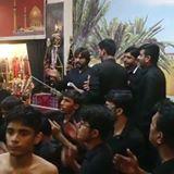 LIVE - Noha Khuwan Izhar Zaidi - Imambargah Aleymohammed, North Karachi