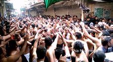 Mozang Party - Uth Waikh Te Sai Hussain (A.S) Veeran