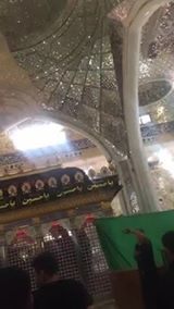 Ziarath of Hazrat Hurr (AS) Live from Karbala with Sheikh Ijaz and Blackburn Party