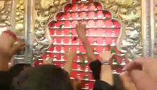 Shrine of Hazrat Abbas (A.S) (Ashura 1437 / 2015)