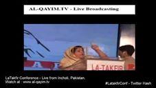 #LatakfirConf - Now watch live La-Takir Conference chelum Shaheed khurram Zaki Shaheed from Amroha Groun Ancholi on