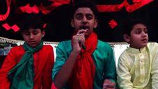 Kazim Raza - Rab Janay Te Hussain (A.S) Janay (Qasida)