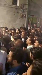 LIVE - Matamdari - Markazi Matami Dasta (Malik Asad Abbas)