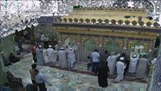 Shrine of Hazrat Abbas (A.S) (Latest Video)