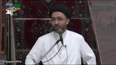#Shia #Karachi #MQM  - Allama Syed Shenshah Hussain Naqvi (Central Leader SUC) about #MQM