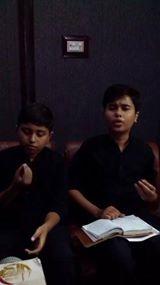 Zaidi Brothers (Karachi) - Mere Bachay Yateem Ho Gaye (Noha)
