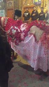 LIVE - Ansar Party - Mochi Gate, Lahore