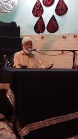 LIVE - Majlis - Shahadat Imam Ali (A.S)
