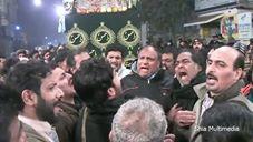 Nisar Party - Paikaan Baras Rahe Hain Taboot Per Hassan (A.S) Ke