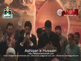 Farhan ( Ali Waris ) - AL-Haramain - Orientation Class ( Ashiqan e Hussain A.S )  at Imam bargah e Kazmain.