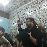 Live Nohay Khuwani by: Musafir-e-Sham Mesum Abbas