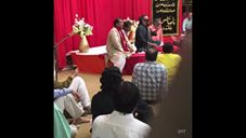 Amjad Sabri - Rab Janay Te Hussain (A.S) Janay