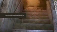 Real Grave of Hazrat Abbas (as)