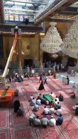 LIVE - Shrine of Hazrat Abbas (A.S) - Karbala, Iraq