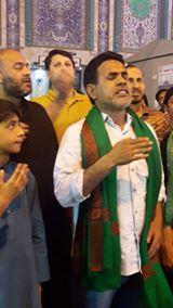 Abbas (AS)Alam Tera Maqtal Sy Aarha Hai