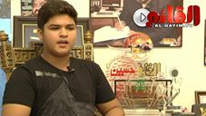 Exclusive: Al Qayim TV interviews young, talented and rising Noha Khuwaan Abbas Naqi, son of S.M. Naqi (Al-Zulfiqar). Watch and Share