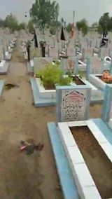 LIVE - Waadi-e Hussain Graveyard - Karachi, Pakistan
