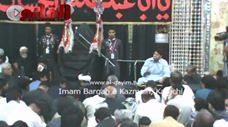Aaj bhi Zainab ki ati hay Sada Bhai Hussain A.S