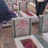 Watch live Wadai e Hussain graveyard Karachi. Please recite one time surah fatiha for all maromeen and martyred.