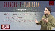 Ayaz Mazher - Sana e Abbas A.S