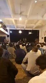 LIVE - Majlis - Shokat Raza Shokat