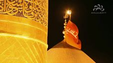 Changing of the Flag of Imam Hussain (A.S)'s Shrine