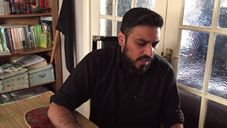 Seerat Abbas - Ajj Kufa Shaher De Vich Logo (New)