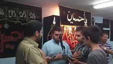 LIVe - Noha Khawani - Haider-e-Karar Party