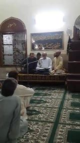 LIVE - Soz Khawan Akhtar Hussain Kazmi - Karachi, Pakistan