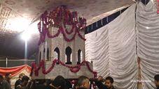 Tazia Imam Hussain (A.S)  (Baramdgi)