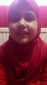 4 Years Old Aliya Hussain (United Kingdom)