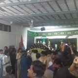 #live Majlis e Aza o taboot Imam Ali Raza a.s at #Markazi #imambargah #hingorja