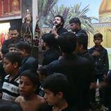 LIVE - Jazib Rizvi - Imam Bargah Aleymohammed, North Karachi