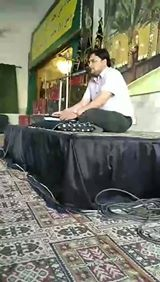 Majlis e Chelum Syed Nadir Ali