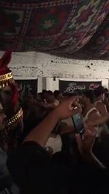 30 Muharram - Ziyarat Shabi-e Zuljnah Imam bargah Darbar Hussain (A.S) - Chamberlane Road, Lahore, Pakistan