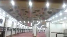 Video of the newly built basement of the shrine of Abu Fadhel Abbas (sa).